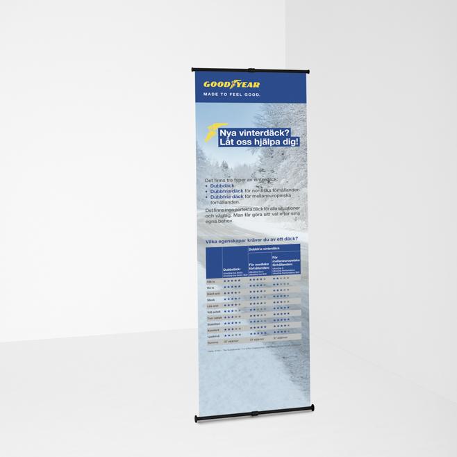Bannerstand