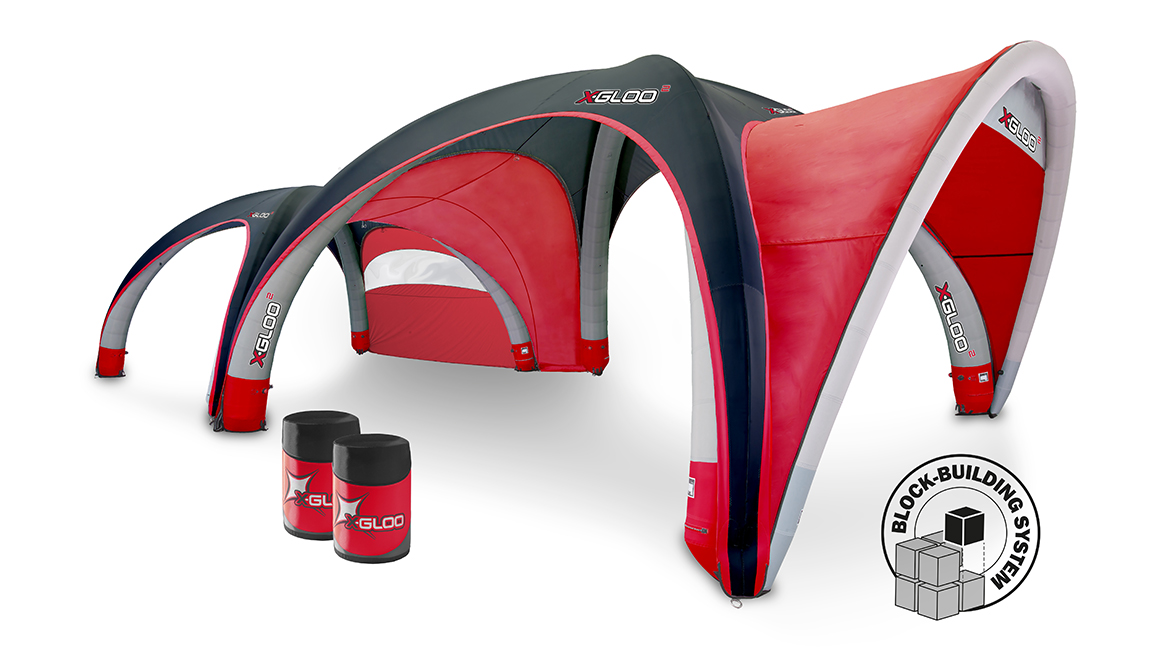 Adder X-Gloo Inflatable Event Tent